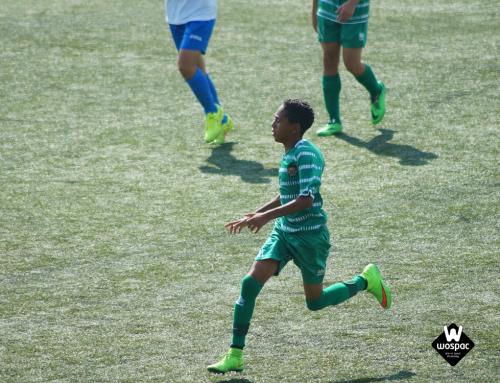 Wide margin win of Infantil C